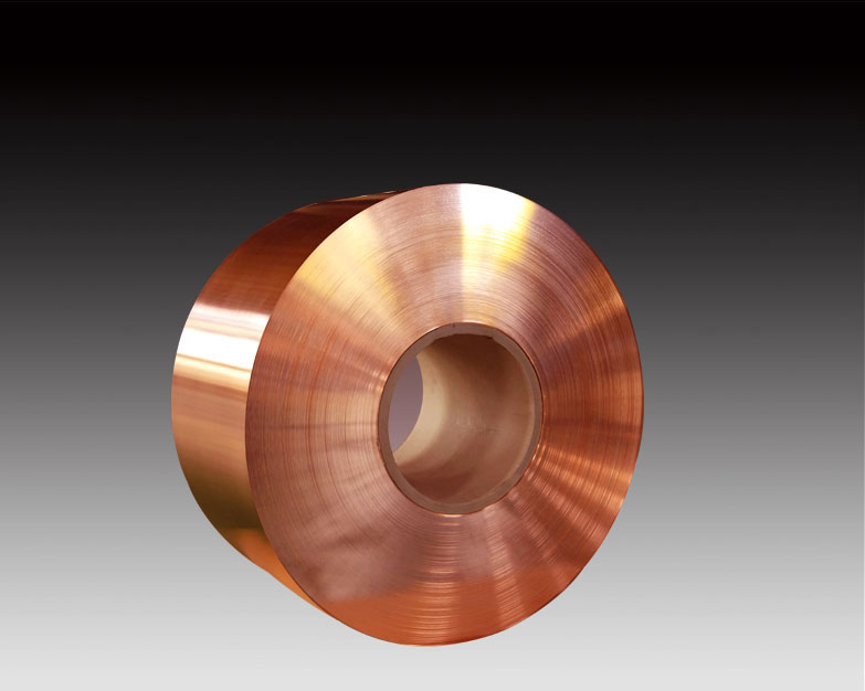 Copper strips have been widely used in cable production
