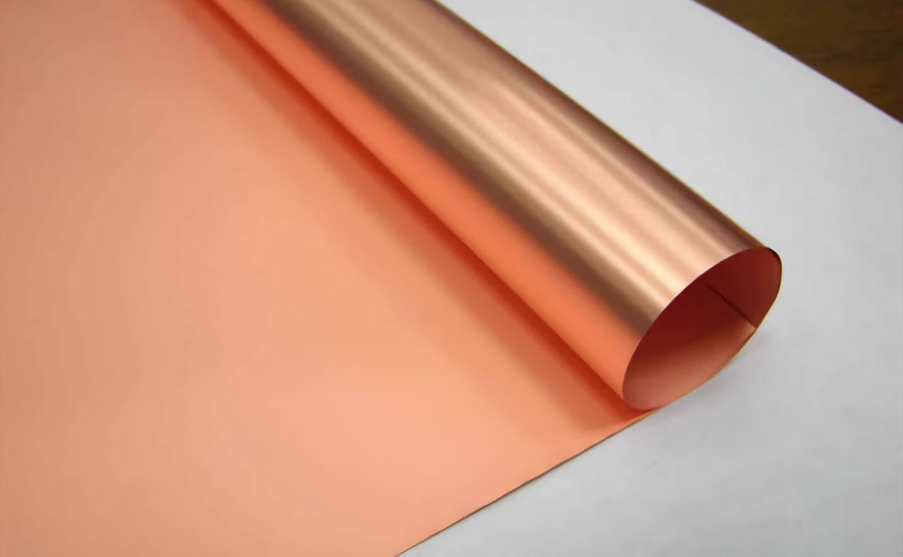 Causes of the bonding of the cable copper tape