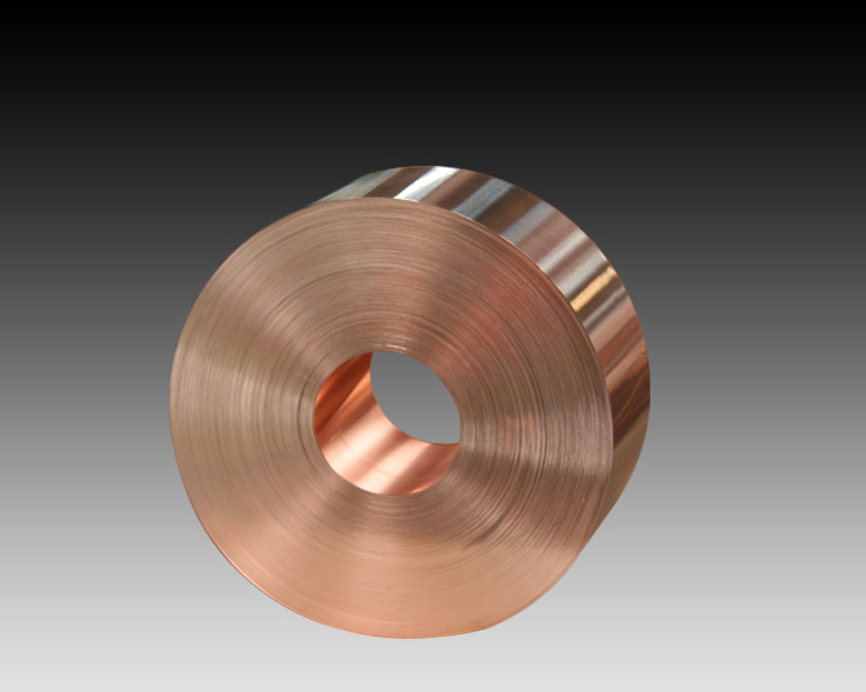 What are the characteristics of beryllium copper strip