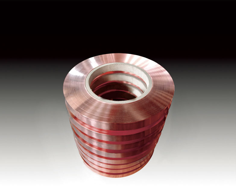 Copper-clad aluminium copper