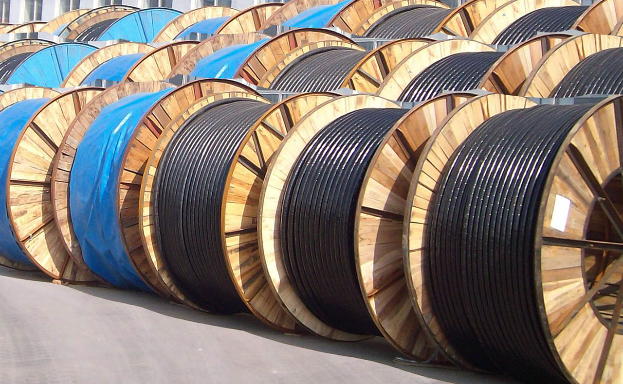 The copper strip longitudinally welded continuous production line consists of two parts