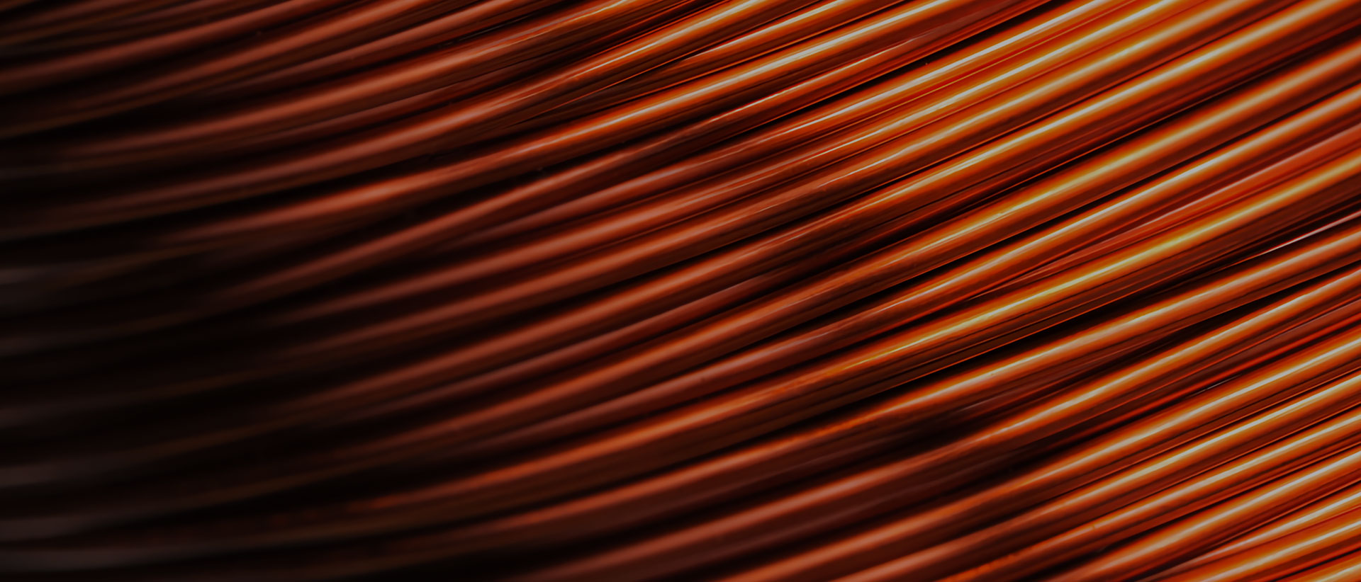 The high and low voltage sides of the dry transformer are wound with copper strips