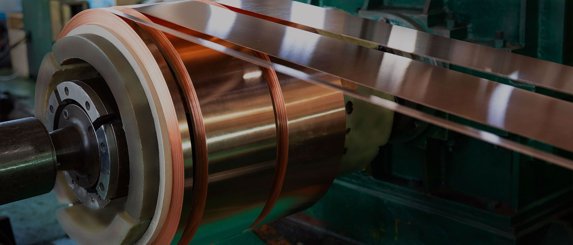 What are the solutions for discoloration of copper strips